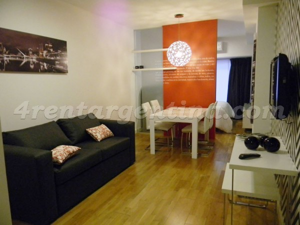 Riobamba et Corrientes I: Apartment for rent in Buenos Aires