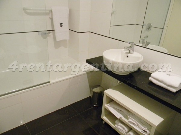 Riobamba and Corrientes I: Apartment for rent in Downtown