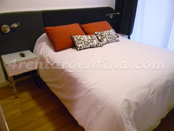 Riobamba and Corrientes I, apartment fully equipped