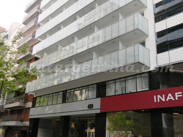 Apartment Riobamba and Corrientes I - 4rentargentina