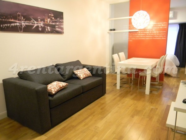 Riobamba et Corrientes I: Furnished apartment in Downtown