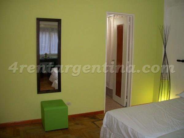 Apartamento M.T. Alvear e Rodriguez Peña - 4rentargentina