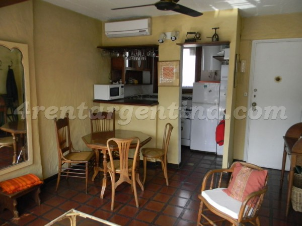 Laprida and Beruti: Apartment for rent in Buenos Aires
