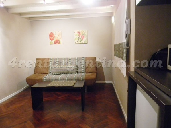 Apartment Azcuenaga and Juncal II - 4rentargentina