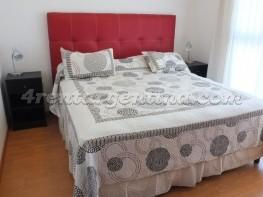 Apartamento Senillosa e Rosario XII - 4rentargentina