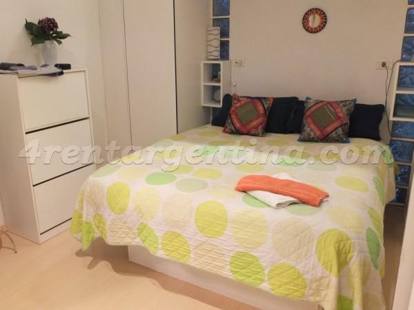 Apartamento Aguero e French - 4rentargentina