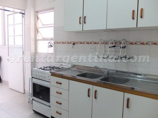 Ravignani et Cordoba I: Apartment for rent in Palermo