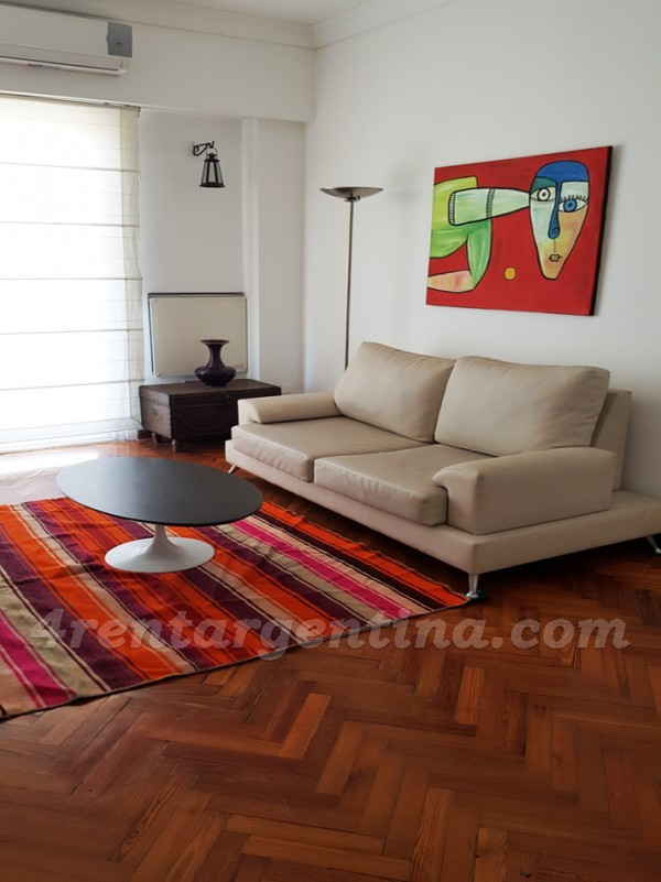 Ravignani et Cordoba I, apartment fully equipped