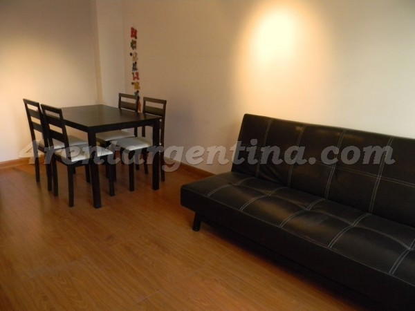Apartment Chenaut and L.M. Campos III - 4rentargentina