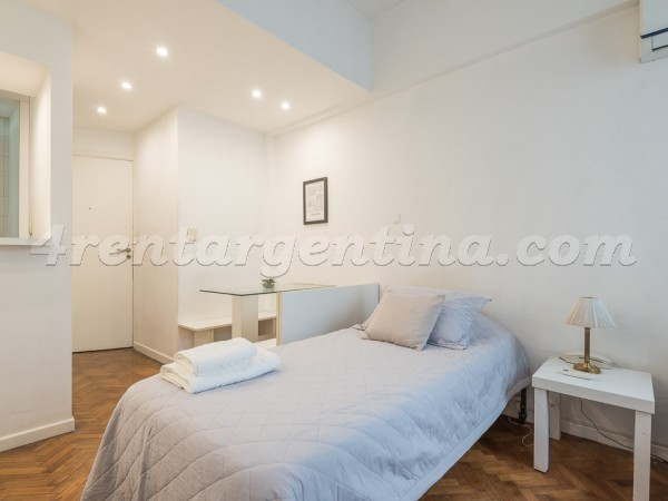 Guido and Pueyrredon X: Apartment for rent in Buenos Aires