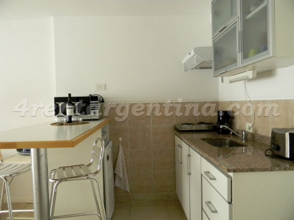 Apartment Charcas and Billinghurst - 4rentargentina