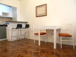 Apartamento Riobamba e M.T. de Alvear I - 4rentargentina