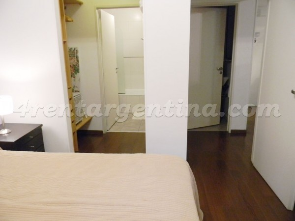 Armenia and Guatemala I: Furnished apartment in Palermo