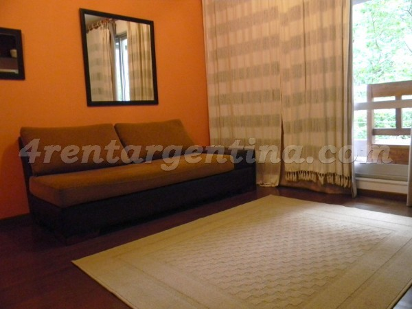 Armenia and Guatemala I, apartment fully equipped