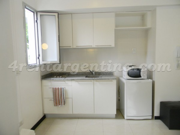 Bustamante et Guardia Vieja: Furnished apartment in Abasto