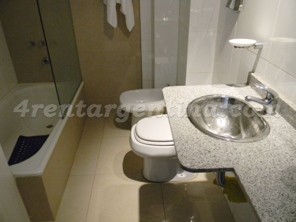 Appartement Bustamante et Guardia Vieja I - 4rentargentina