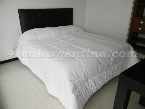 Bustamante et Guardia Vieja II, apartment fully equipped