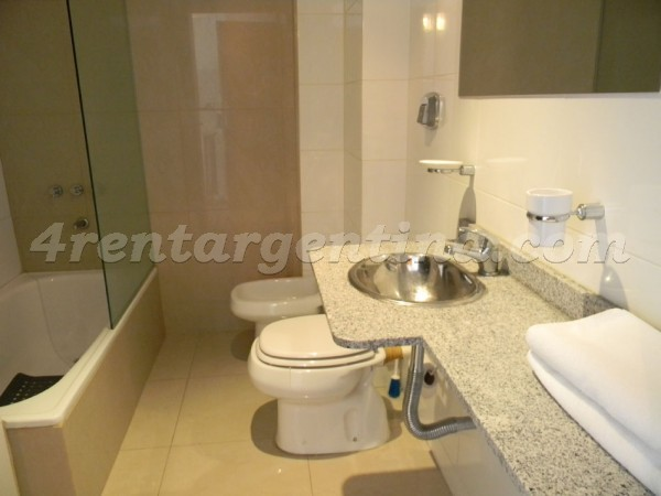 Bustamante et Guardia Vieja IV: Furnished apartment in Abasto