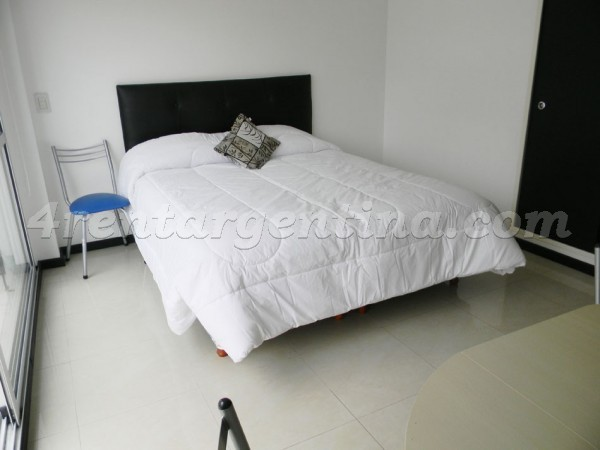 Bustamante and Guardia Vieja IV, apartment fully equipped
