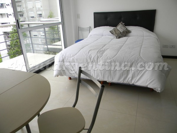 Apartment for temporary rent in Abasto