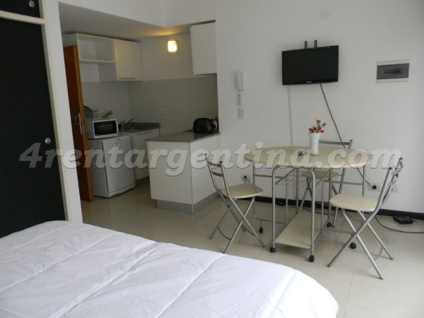 Bustamante et Guardia Vieja IV, apartment fully equipped