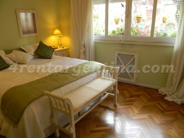 Coronel Diaz et Charcas: Apartment for rent in Palermo
