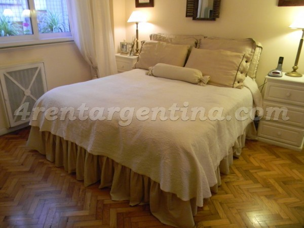 Coronel Diaz and Charcas: Apartment for rent in Buenos Aires