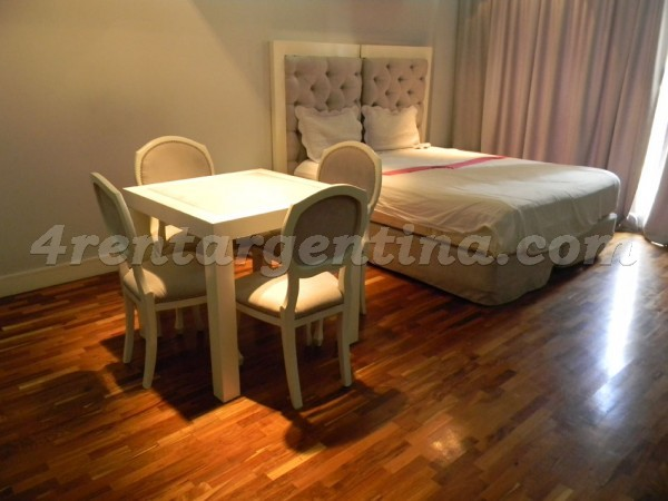 Darregueyra et Paraguay III: Apartment for rent in Palermo