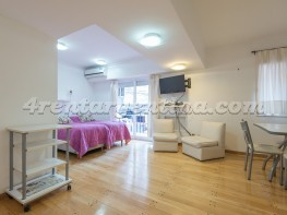 Apartamento Azcuenaga e Guido VI - 4rentargentina