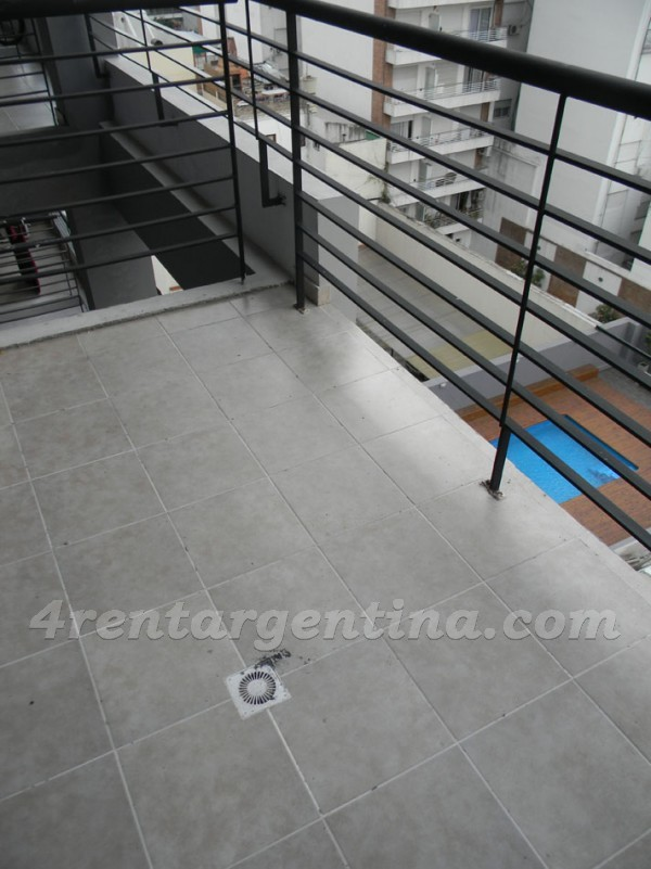 Corrientes et Pringles I: Apartment for rent in Buenos Aires