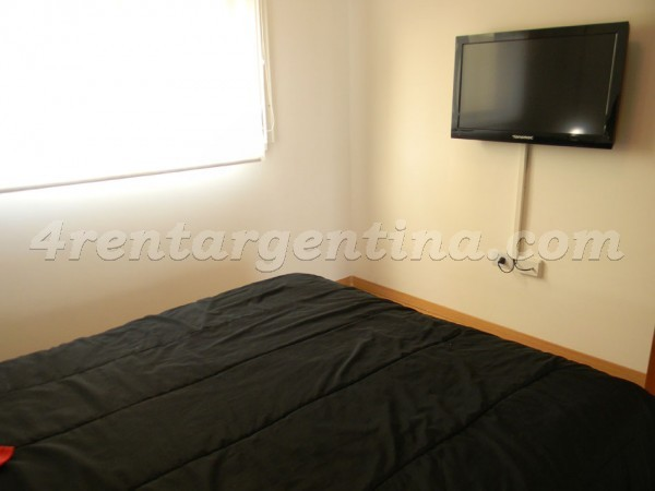 Corrientes and Pringles I: Furnished apartment in Almagro