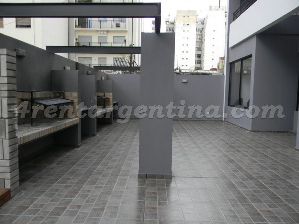 Corrientes and Pringles I: Apartment for rent in Buenos Aires