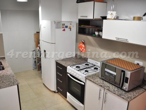 Apartment Corrientes and Lambare I - 4rentargentina