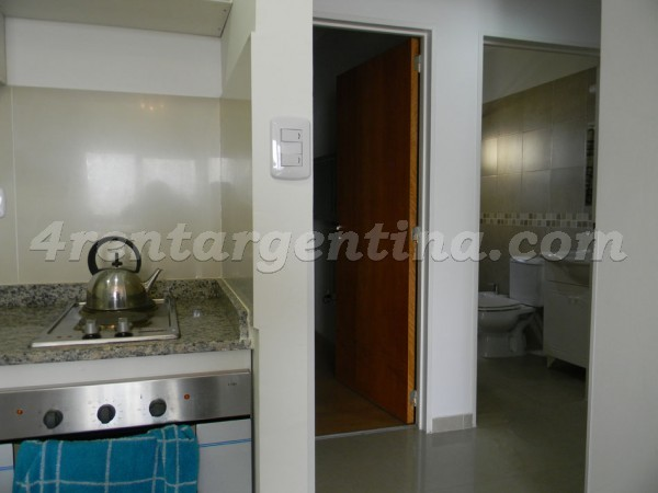 Corrientes et Pringles II: Apartment for rent in Almagro