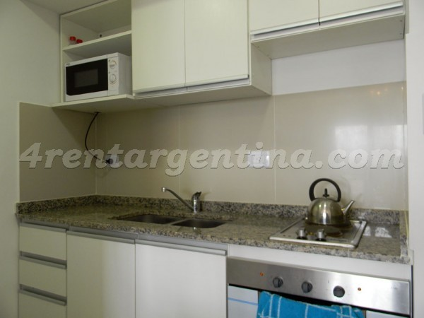 Corrientes et Pringles II, apartment fully equipped