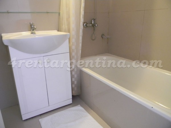 Peron and Montevideo VI: Apartment for rent in Downtown