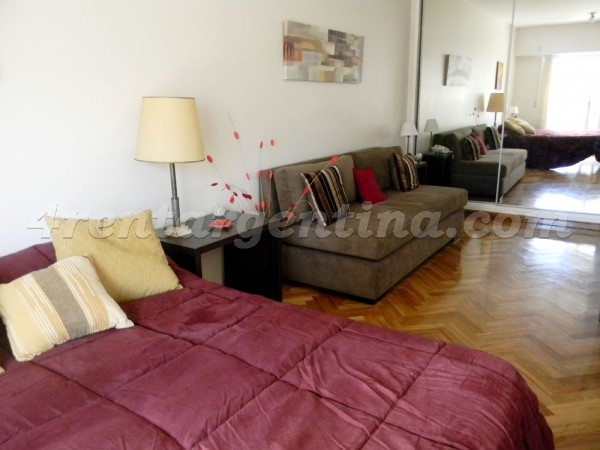 Guemes et Gallo I: Apartment for rent in Palermo