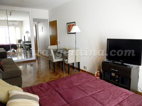 Guemes et Gallo I, apartment fully equipped