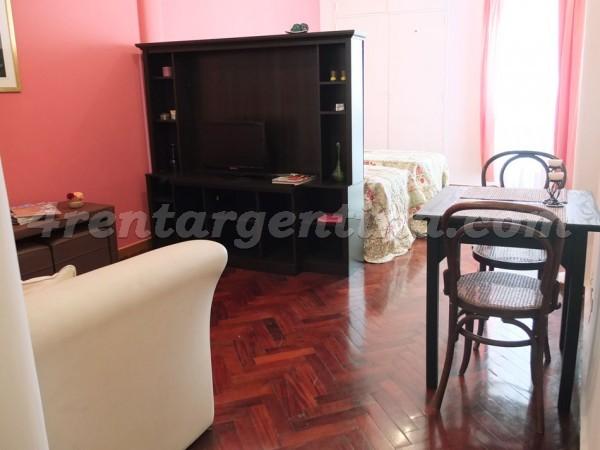Apartamento Libertador e Basavilbaso - 4rentargentina