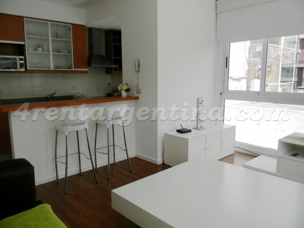 Amenabar and Blanco Encalada: Apartment for rent in Belgrano