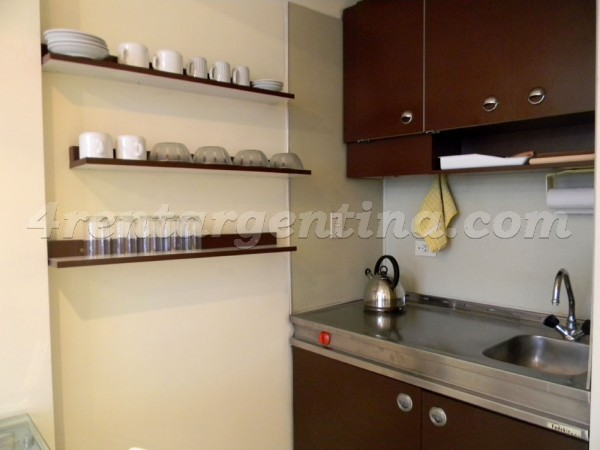 Maipu and Corrientes III: Apartment for rent in Downtown