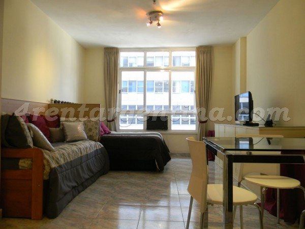 Maipu et Corrientes III, apartment fully equipped