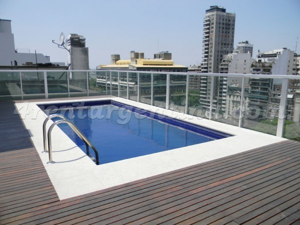 Austria and Las Heras I: Apartment for rent in Buenos Aires