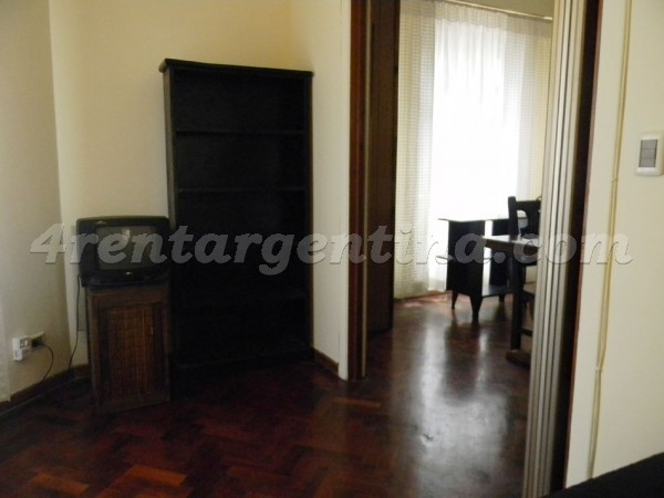Anchorena and Paraguay: Apartment for rent in Palermo
