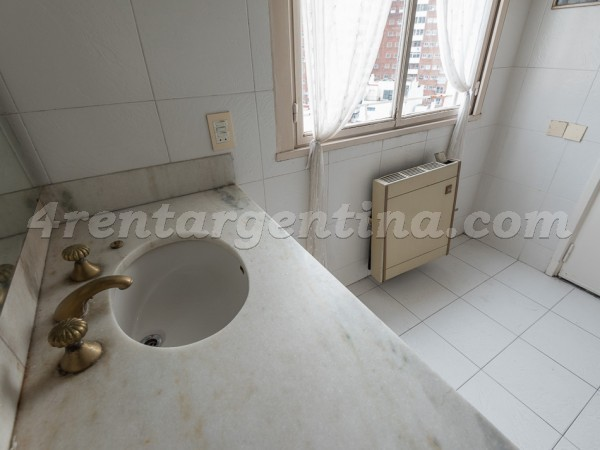 Medrano and Mansilla: Apartment for rent in Buenos Aires