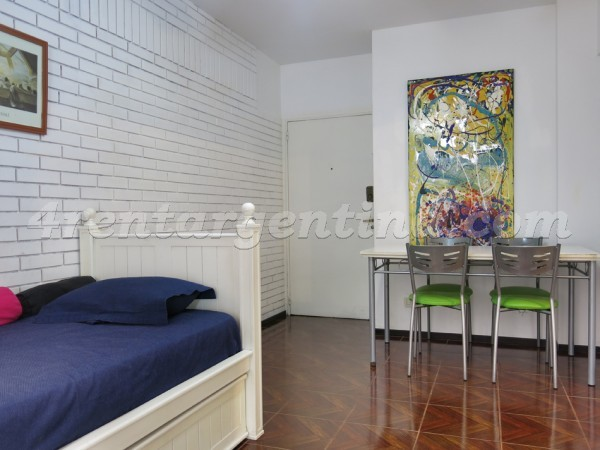 Apartment Mansilla and Coronel Diaz I - 4rentargentina