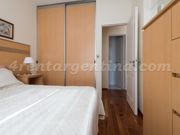 Arce and Republica de Eslovenia, apartment fully equipped