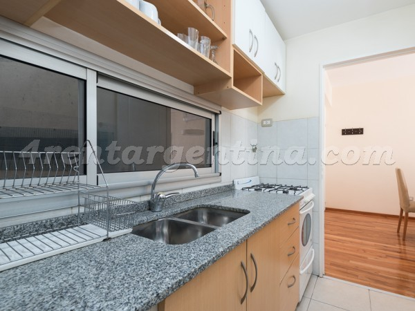 Arce and Republica de Eslovenia: Furnished apartment in Las Ca�itas