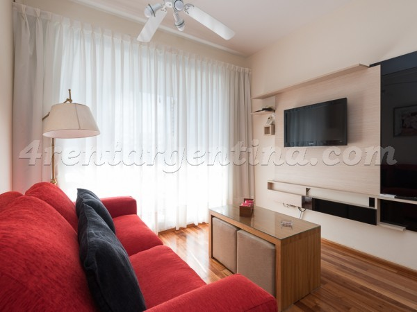 Arce and Republica de Eslovenia: Apartment for rent in Buenos Aires