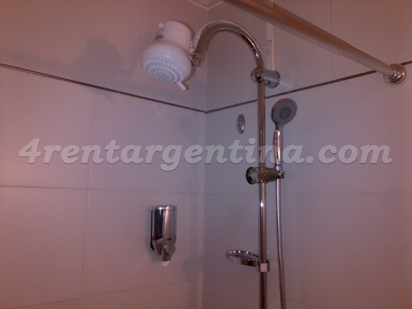 Avenida de Mayo and San Jose I, apartment fully equipped